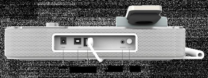 Audioffice ports