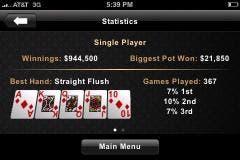 Almost a million in winnings -- gone!