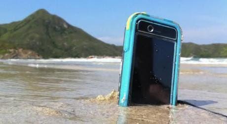 The Escape Capsule, Waterproof Case