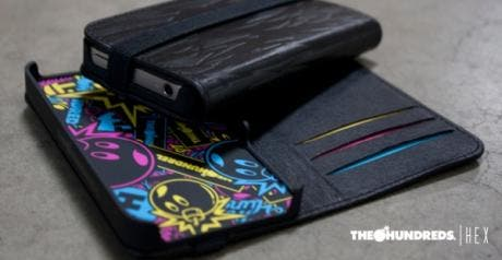 HEX/The Hundreds: Code Wallet