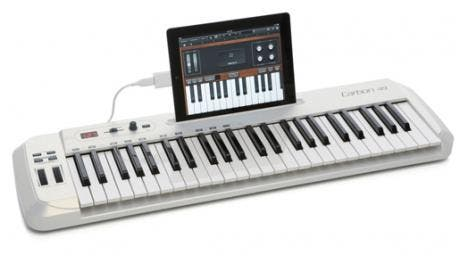 Samson's Carbon 49 MIDI Keyboard