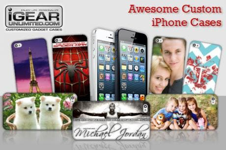 iGear Unlimited iPhone 5 cases