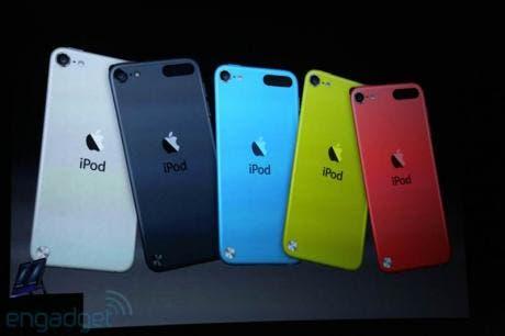 iPhone 5 photo album