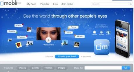 Mobli Screenshot