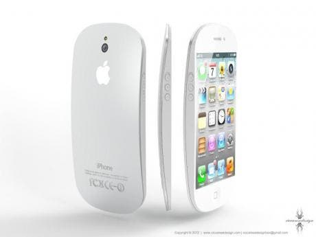 The New iPhone. www.ciccaresedesign.com