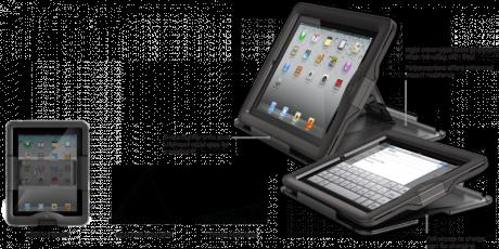 Lifeproof nüüd waterproof iPad case