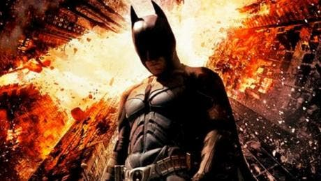 Batman. The Dark Knight Rises