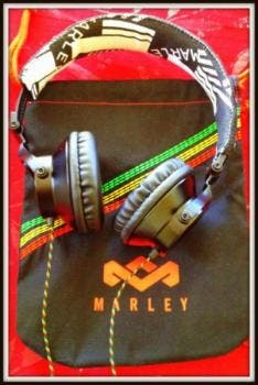 Siva's Reviews: House Of Marley Revolution Headphones
