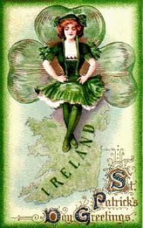 Antique St. Patrick's Day Cards App