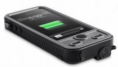 iBattz Aqua Refuel Waterproof Battery Case