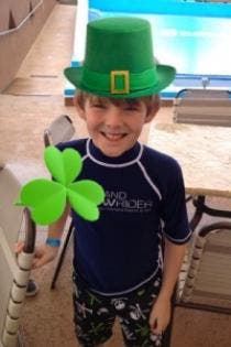 St. Patrick's Day Photo Free App