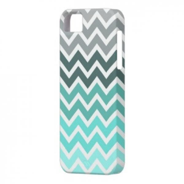 Chevron Ombre Case