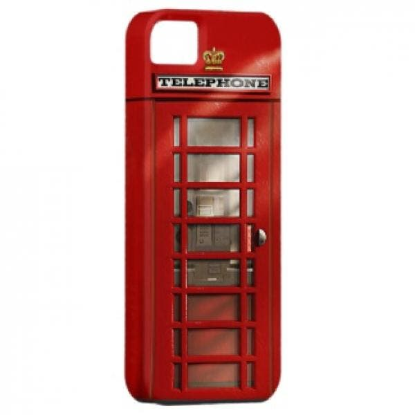 British Call Box Case