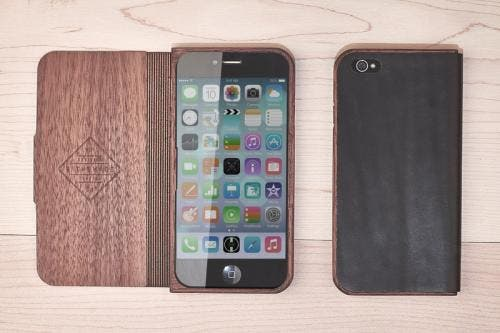 Grovemade Wood iPhone Case
