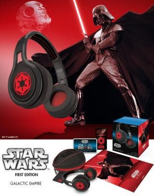 Star Wars SMS STREET headphones