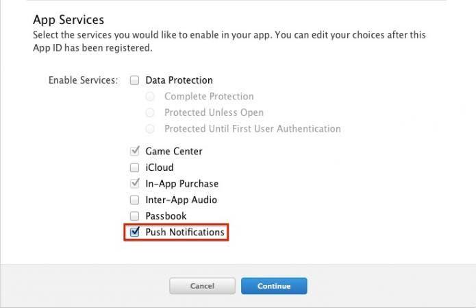 Generate App ID 2