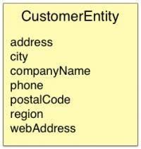Customer Entity