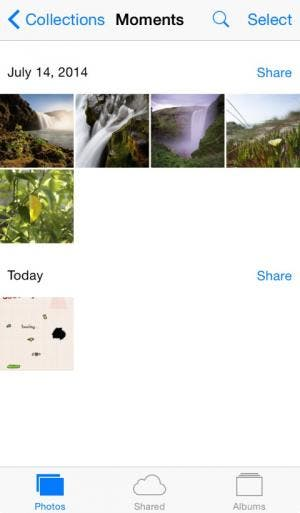 Image in Photos app