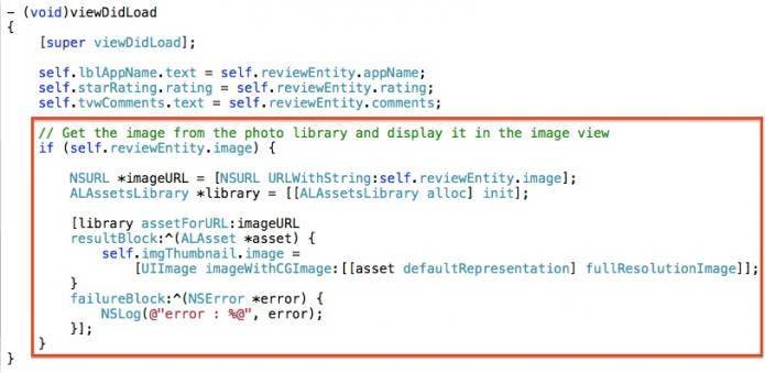 Get image code