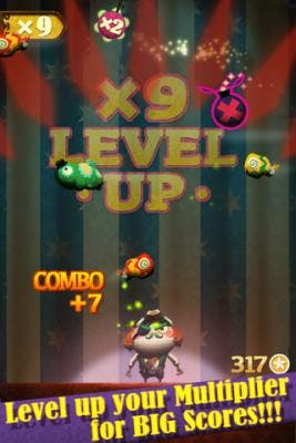 Level Up Multipliers