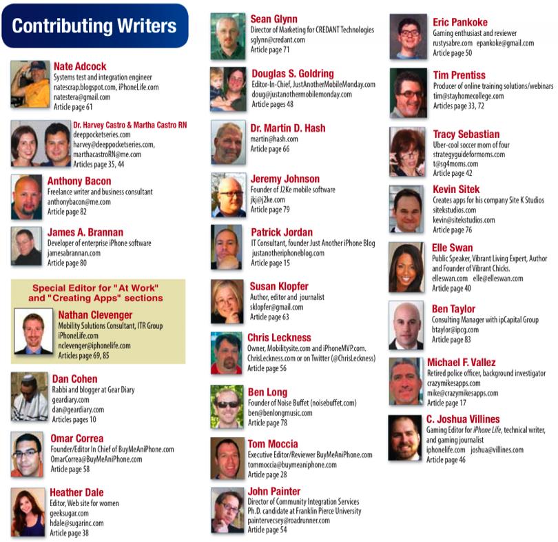 writers, Fall 09