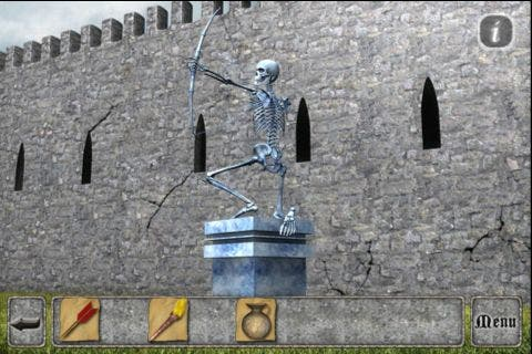 A Skeleton Archer