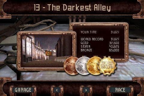 The Darkest Alley