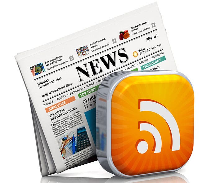 Tip of the Day: Subscribe to Website News Feeds via Shared