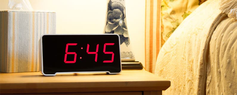 The Sandman Clock Doubles as a Multi-Device Charging Station