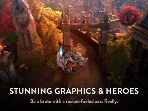 VainGlory Shows Off iOS 8's Next Generation Video Gaming