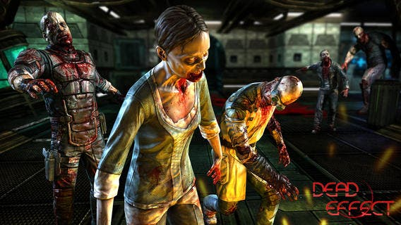 Just Try Not To Get Bit! 6 of the Creepiest Zombie Shooters for Halloween.