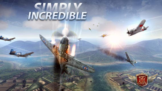 Game-Centered: Sky Gamblers: Storm Raiders