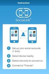 The new and free iPhone/iPad app, SociaLink, has hit the iTunes App Store, revolutionizing the way you connect on social networking sites!