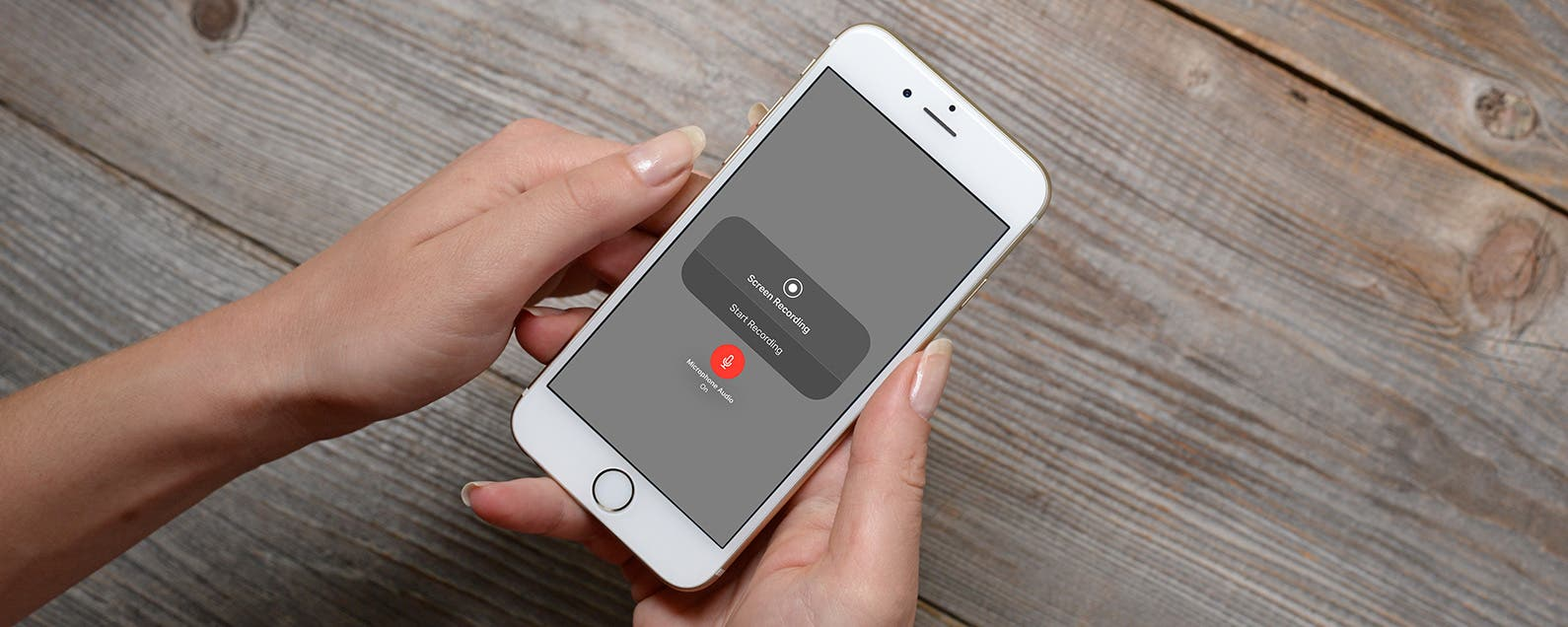 How to Screen Record with Audio on an iPhone & iPad ...