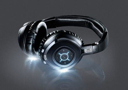 Sennheiser MM 550-X over-ear Blutooth Travel headphones