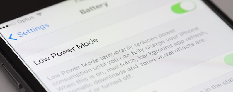 How to Use Siri to Turn Low-Power Mode On and Off