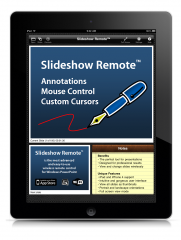LogicInMind Updates Slideshow Remote With Annotations and Full Mouse Control