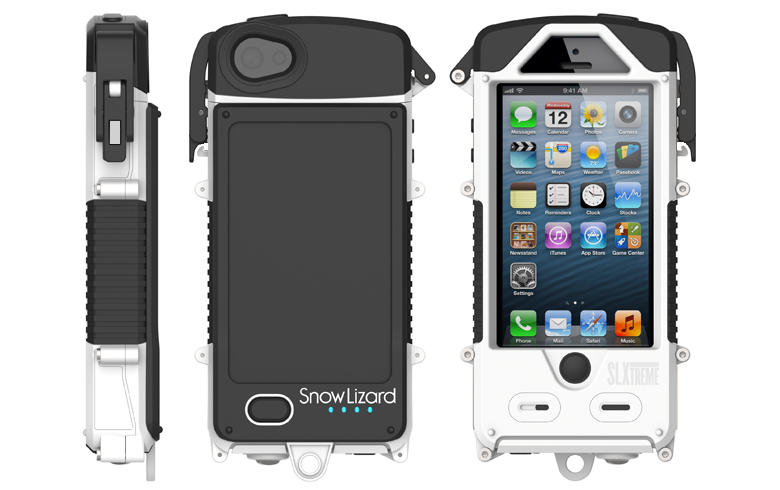 Snow Lizard's SLXtreme May Just Be the Ultimate iPhone 5/5S Survival Tool