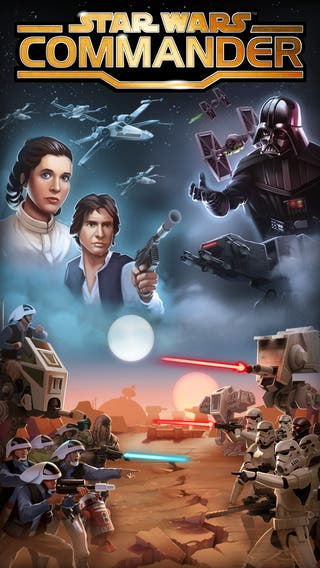 Let The Force Be With You Or Not In Star Wars Commander