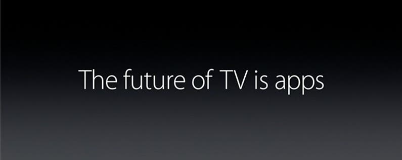 WWDC 16: tvOS Gets New Apps, Expanded Siri, Single Sign-On