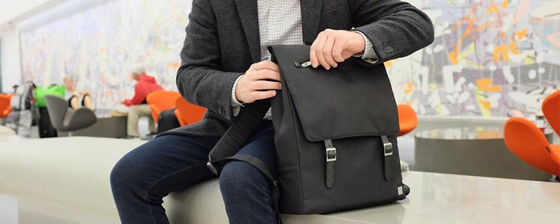 Moshi Helios Backpack Combines Function and Fashion
