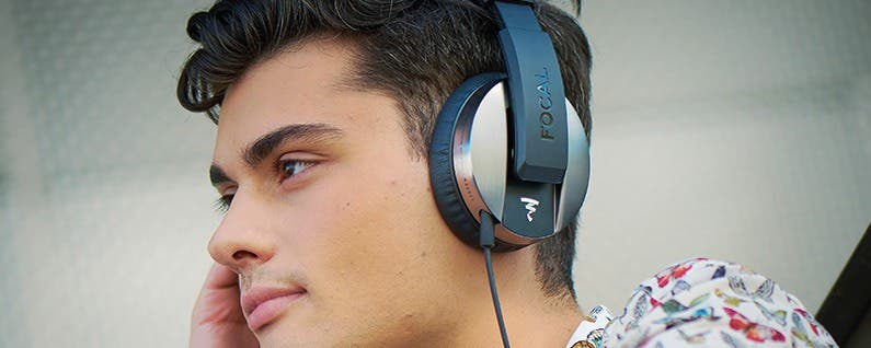 Focal Listen Headphones Raise the Bar for the Modern, Mobile Audiophile.