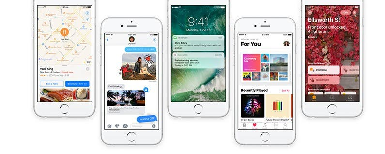 WWDC 16: Apple Takes Apps to New Level with Great New Features in iOS 10