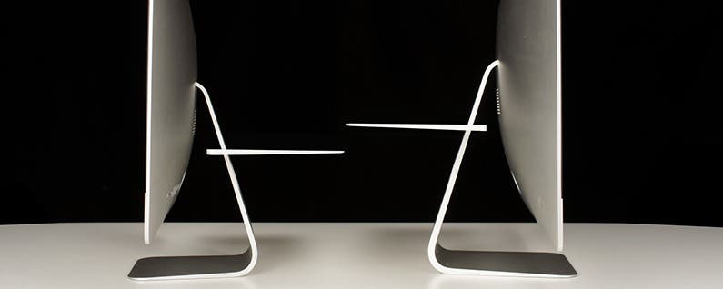 Review: Declutter Your Desk with This Cool iMac Shelf