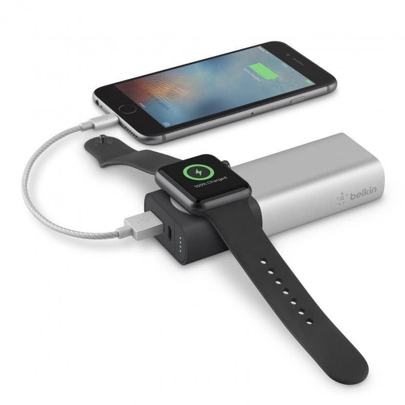 Belkin Valet Charger for apple watch and iPhone