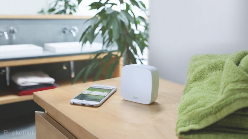 Introducing Eve's Smarthome Ecosystem.