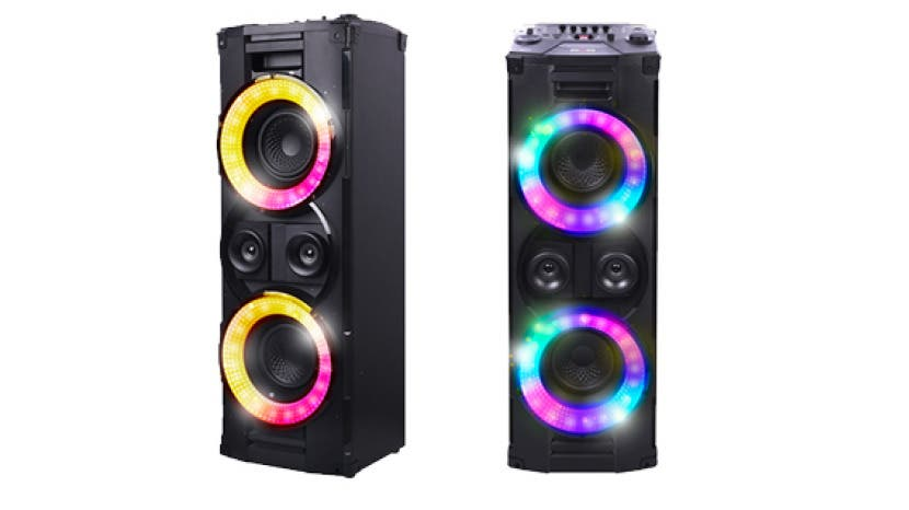 Review: Hex EncoreXL Bluetooth Wireless Speaker Party System