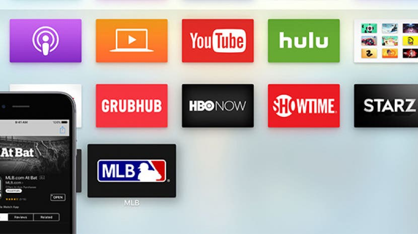 How to Move & Organize Your Apps on Apple TV