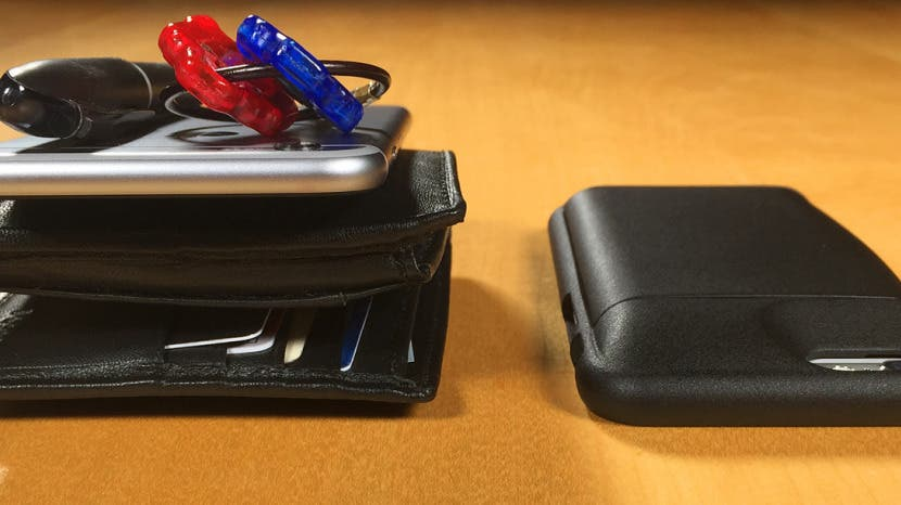 Review: Keep Your iPhone and Valuables Safe with SAFE Wallet