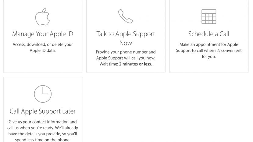 apple id account page